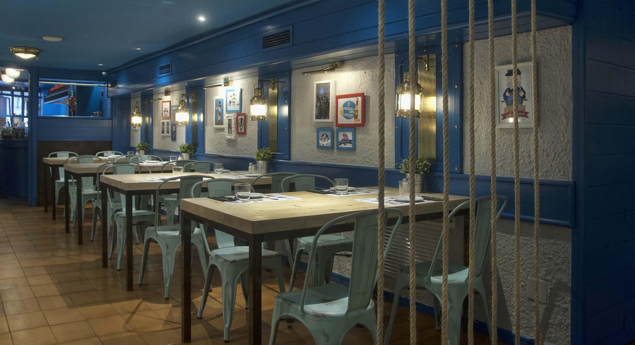 Taperia solera gallega fusteria oll - Restaurante solera gallega ...